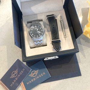 Harbinger watch
